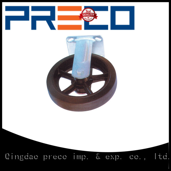 PRECO wheels large caster wheels chinese manufacturer For Hospital