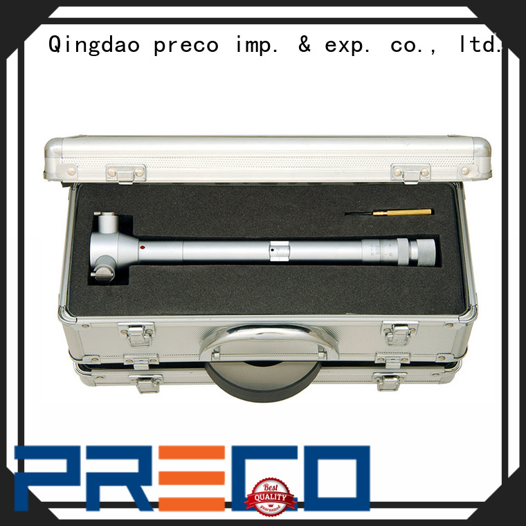 PRECO electronic point micrometer suppliers engineering