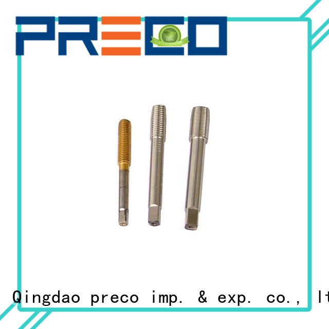 PRECO stock and die factory for Metal Working