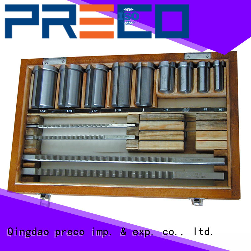 PRECO stable supply rotary broach manufacturer for car