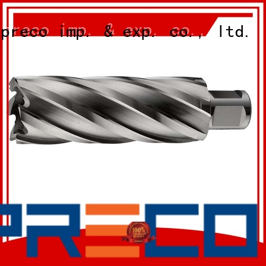 PRECO hss 3 inch annular cutter producer for machining operation