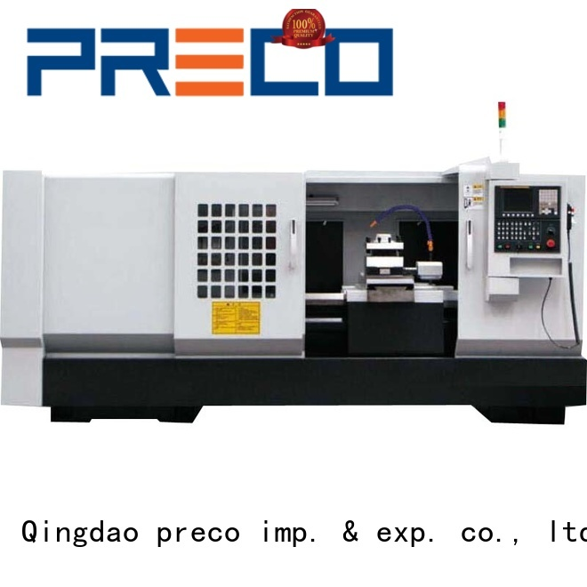 PRECO vertical cnc machine center manufacturers for automotive industry