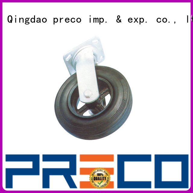 PRECO heavy duty swivel casters manufacturer For Hospital