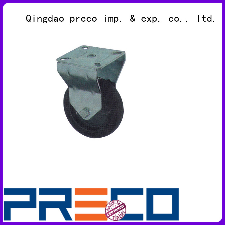 PRECO pneumatic rubber wheels China Factory for Scaffold