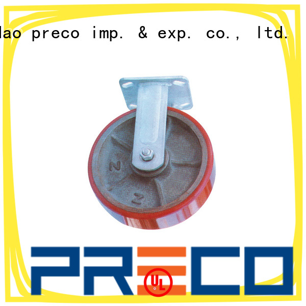 wholesale rubber casters rigid company For Hospital