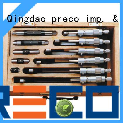 PRECO latest outside micrometers company