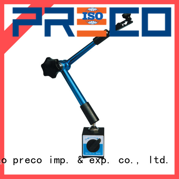 PRECO top dial gauge stand for dial test indicators
