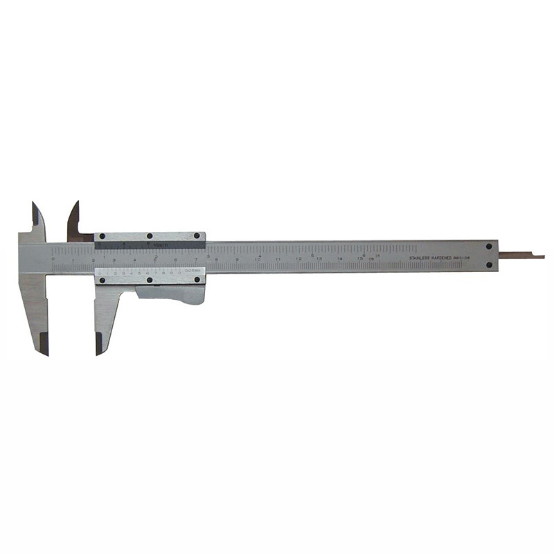 Stainless Steel Vernier Caliper With Auto Clamp