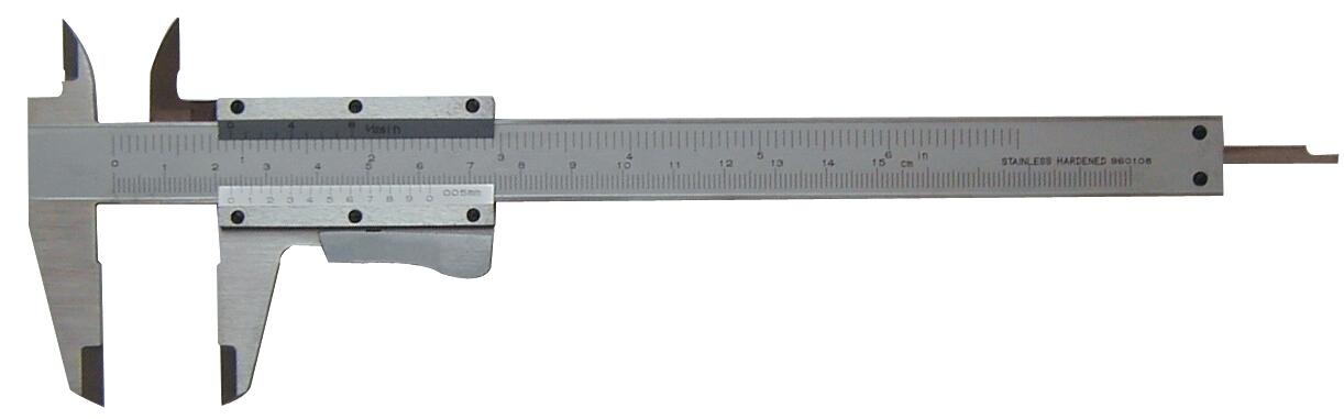 product-Stainless Steel Vernier Caliper With Auto Clamp-PRECO-img