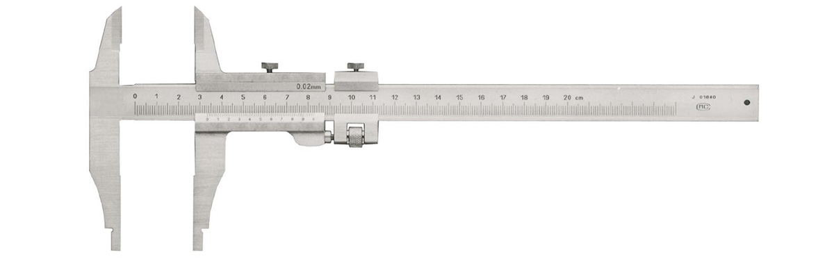 PRECO new vernier depth gauge for depth measurements-1