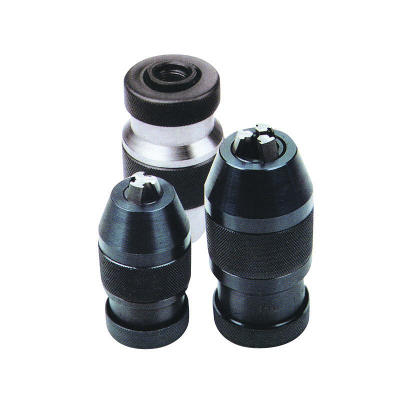 Taper Mounted Keyless Precision Drill Chucks
