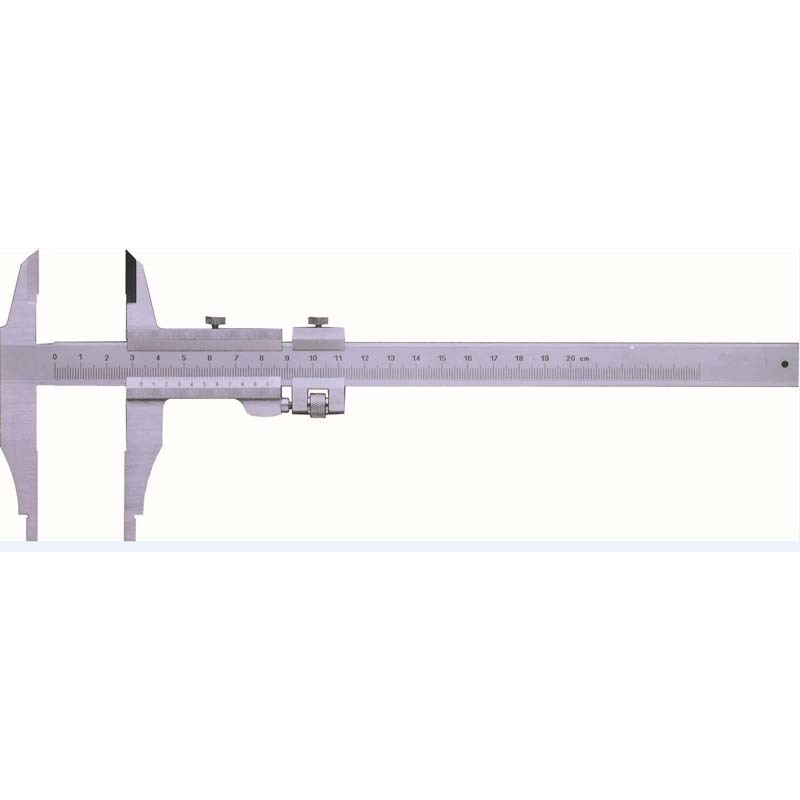 Type III Mono-Block Heavy Duty Vernier Caliper Measurement