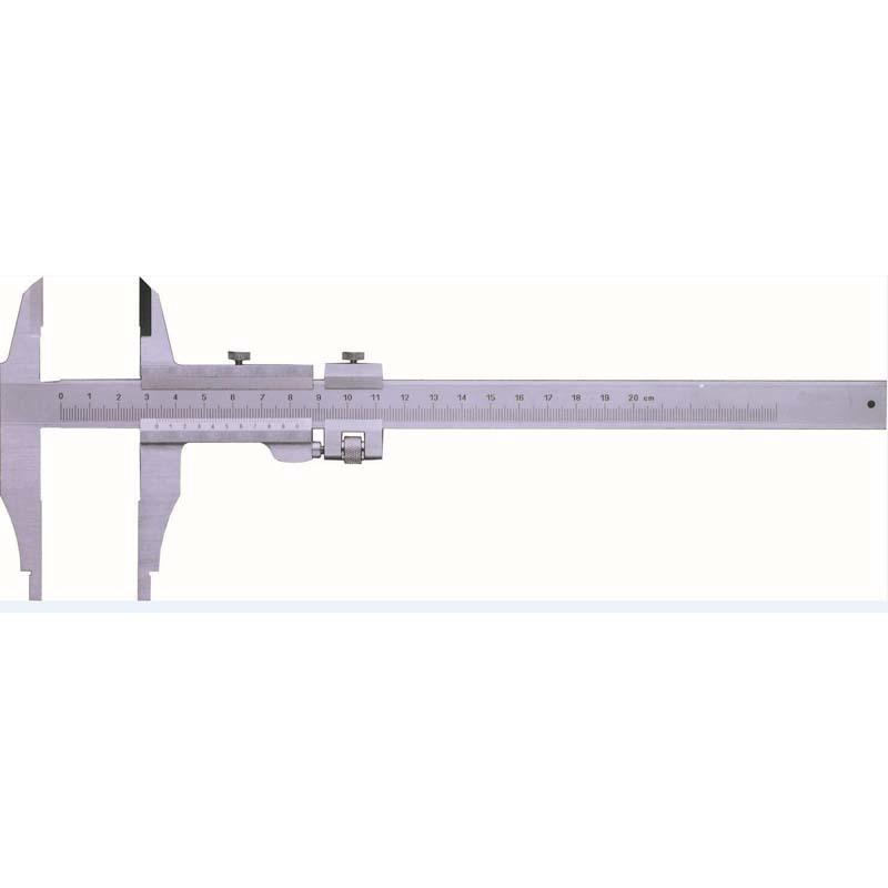 Type III Mono-Block Heavy Duty Vernier Caliper Measurement