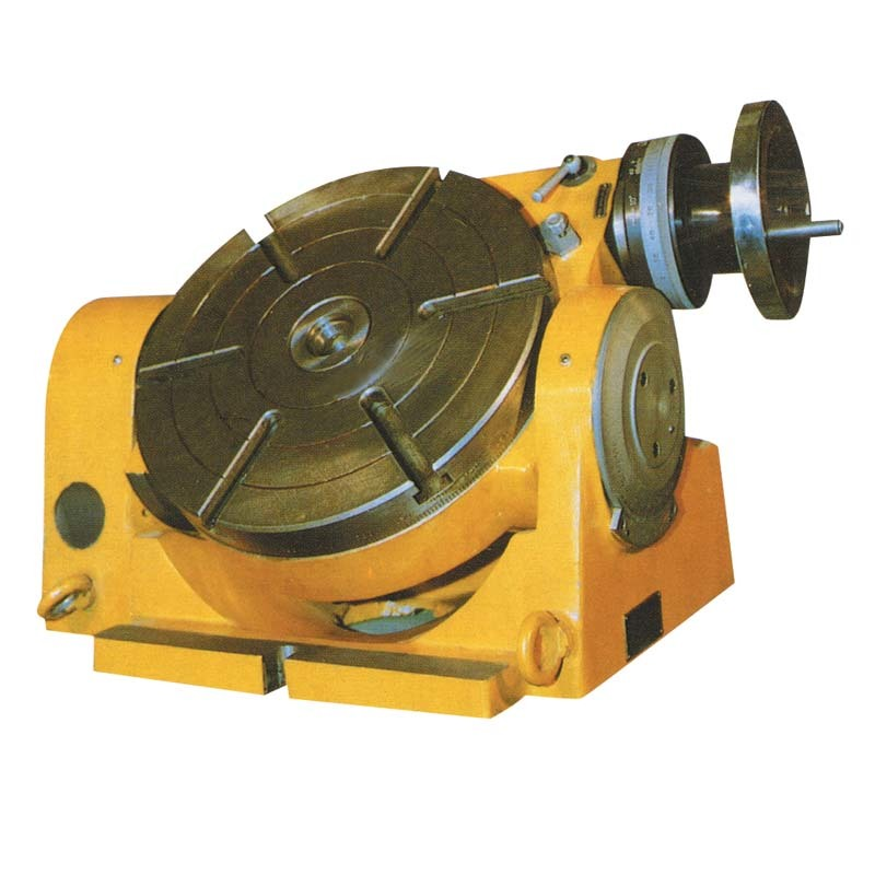 Inclineable Rotary Table