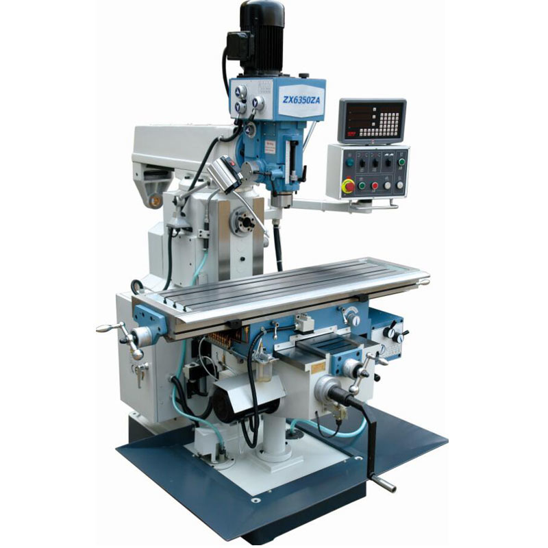Muti-Purpose Geared Turret Milling Machine