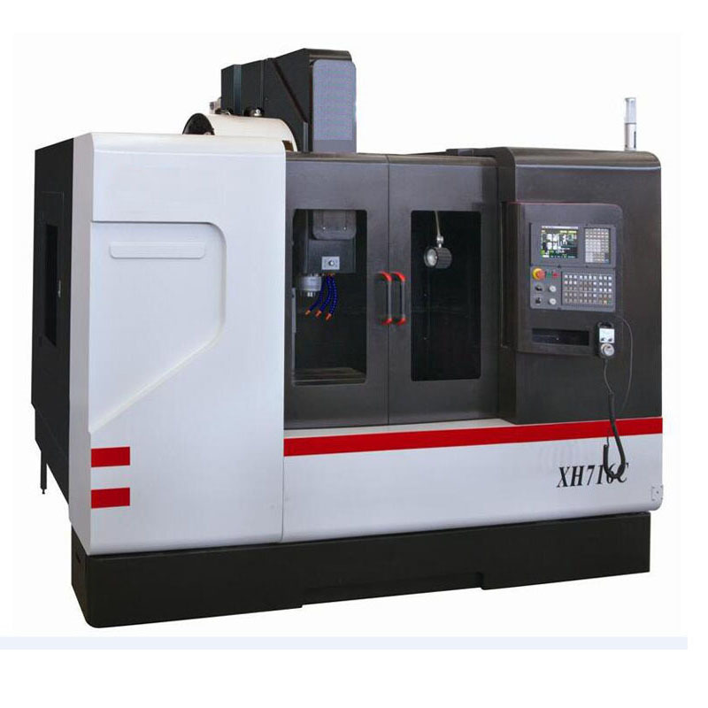 XK716C(L) Best CNC Milling Machine