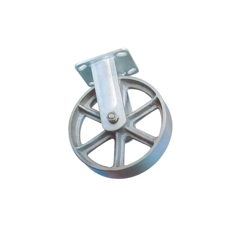 Heavy Duty Caster Wheels With Rigid High Temperature-Resistant