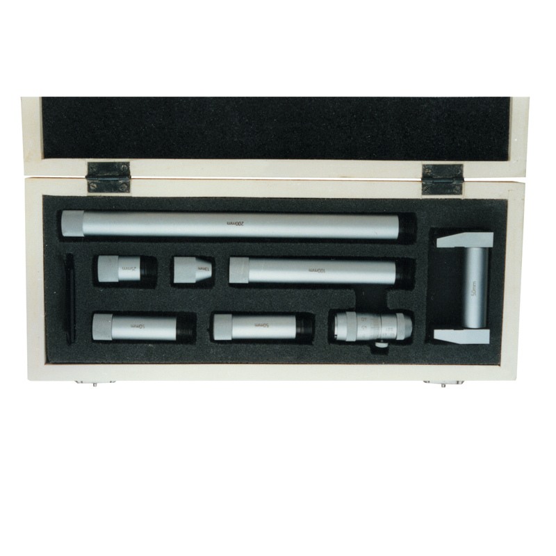 Tubular Inside micrometer Set