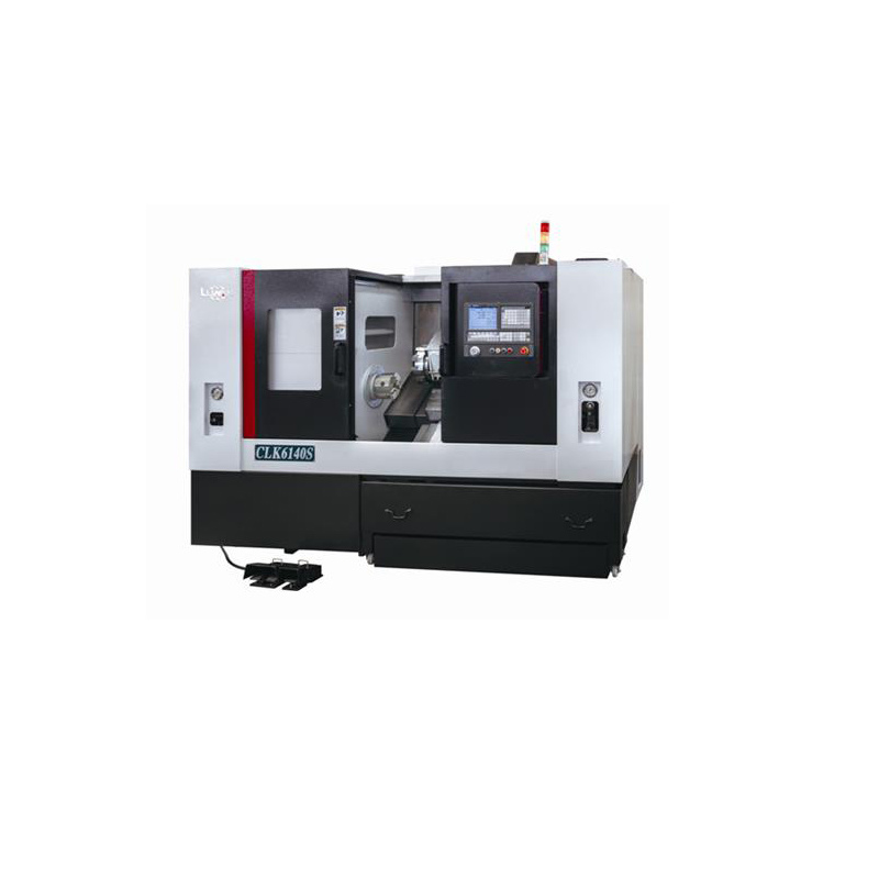 CLK6140S Full-function CNC LATHE(slant bed)