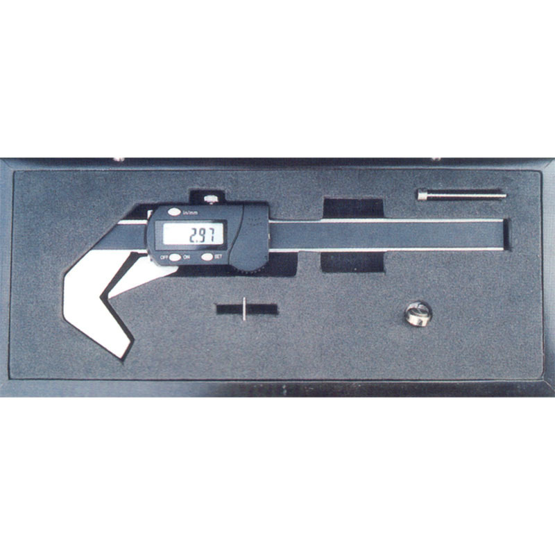 Electronic Digital V-Anvil Vernier Calipers
