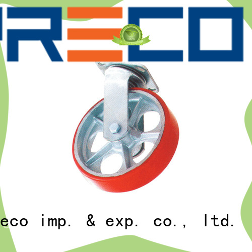 PRECO safety industrial wheels China Factory for Scaffold
