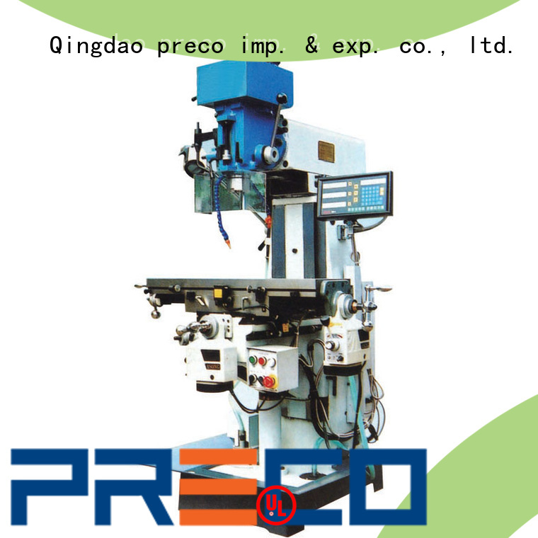 safety mill and drill machines milling