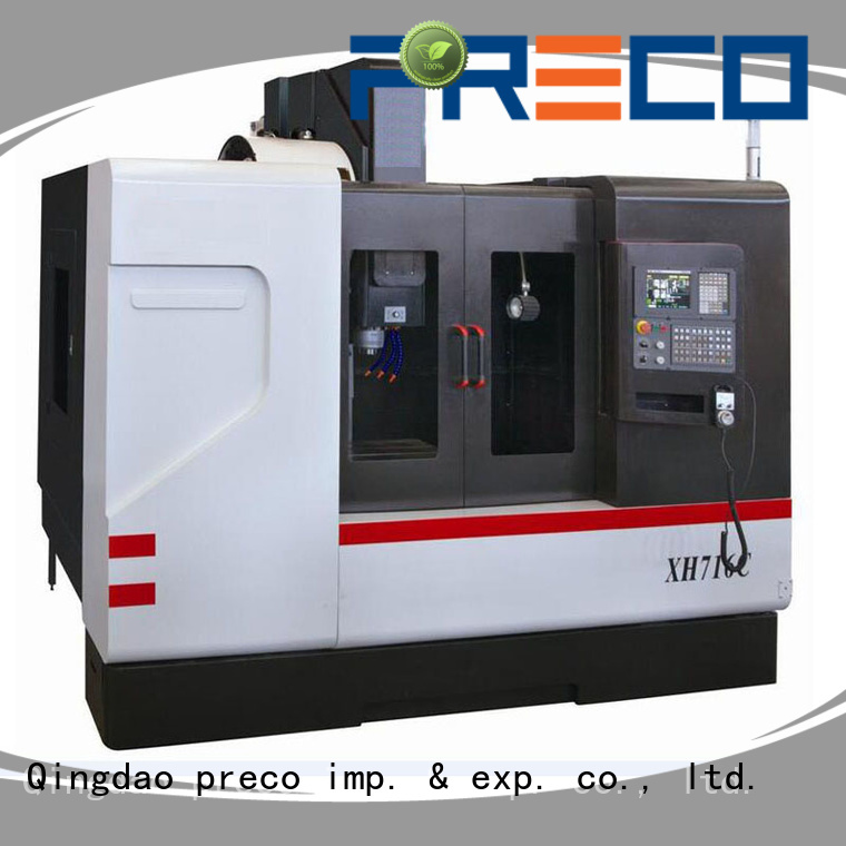 PRECO top cnc machinery with low price for automotive industry