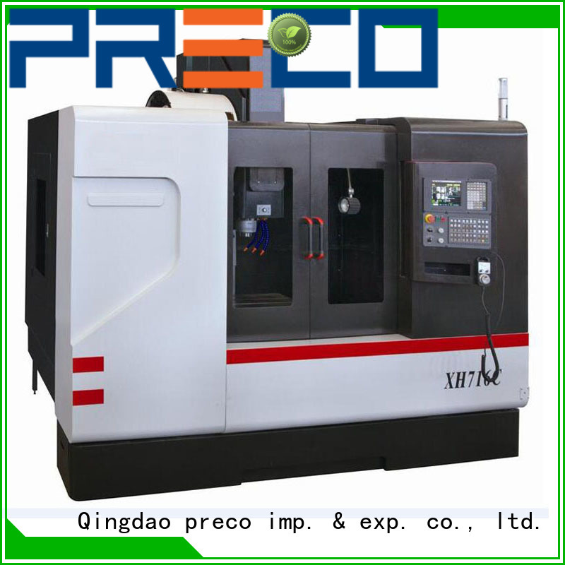 PRECO top cnc machining center company for machine center