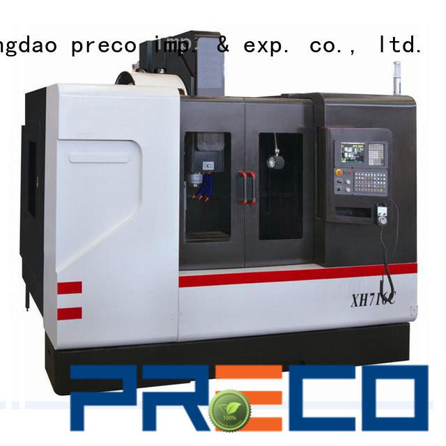 PRECO vertical machining center for machine center