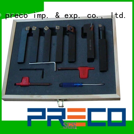 PRECO trustworthy carbide turning tools online for wood turing