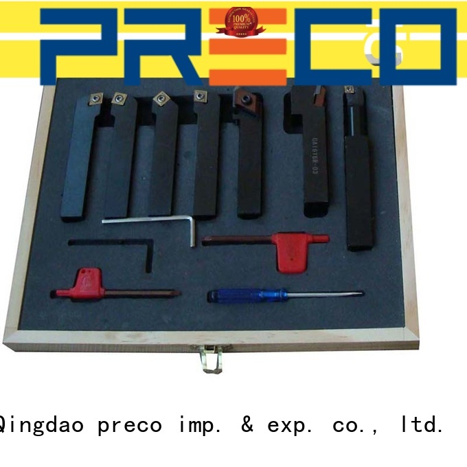 PRECO Wholesale carbide lathe tools top brand for wooding working