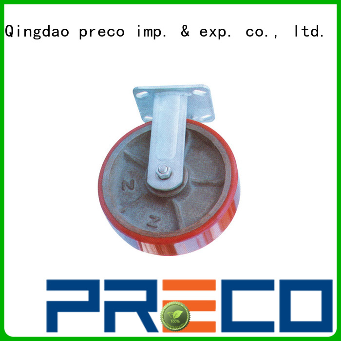 PRECO best quality wheels and castors trader For Hospital