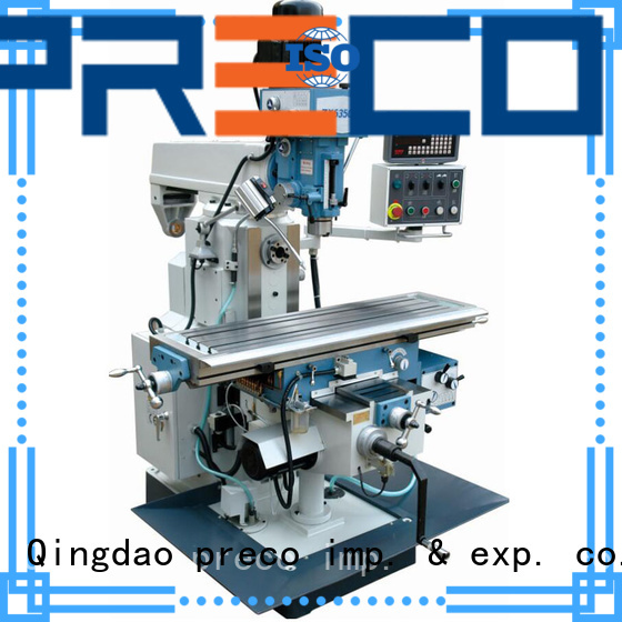PRECO new design cnc milling machine online for metal