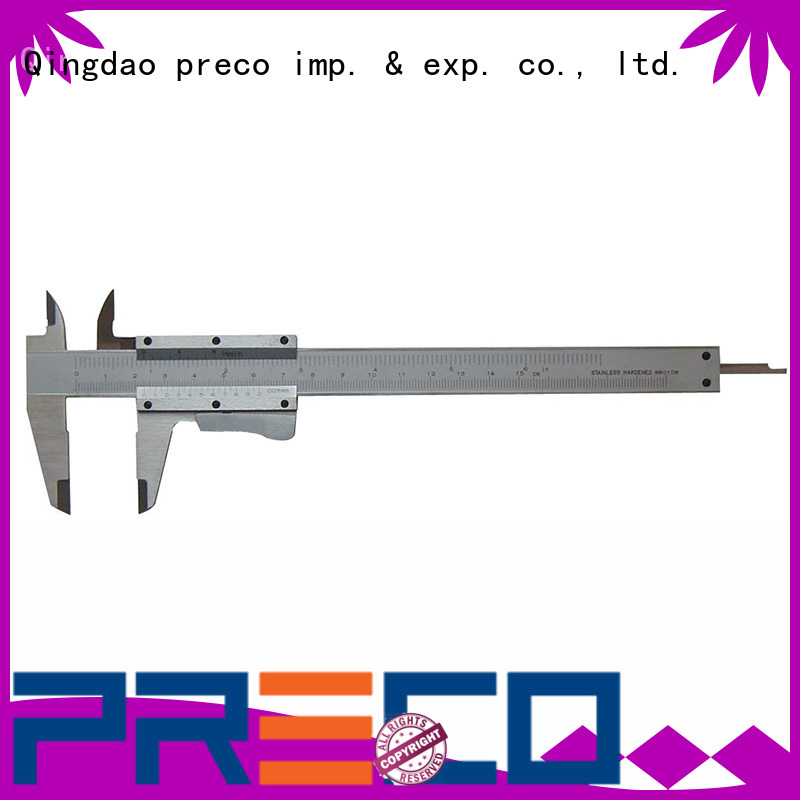PRECO low cost vernier caliper tool purchase online for inside