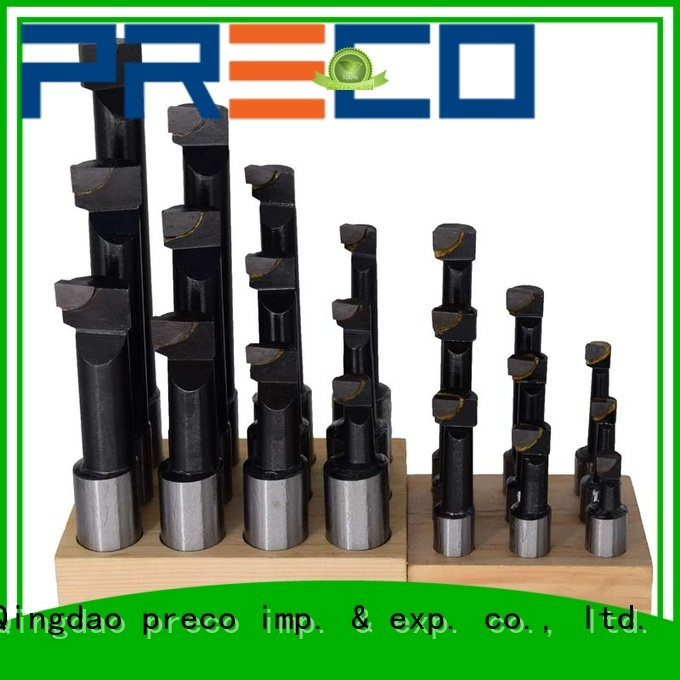 PRECO boring Carbide Tipped Boring Bars popular for turning tools
