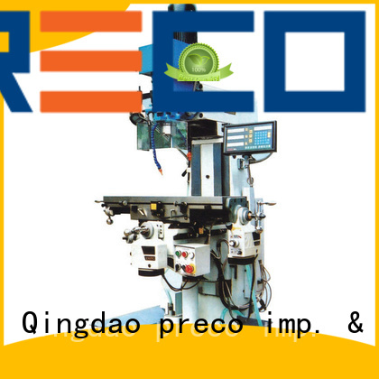 safety drilling and milling machines drilling
