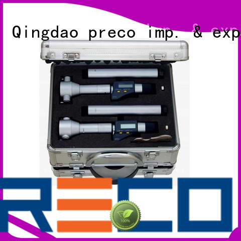 PRECO inside micrometer factory for factory
