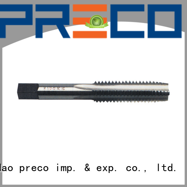 PRECO high-quality oversize taps for metal