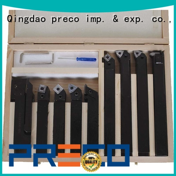 PRECO lathe turning tools top brand for wood turing