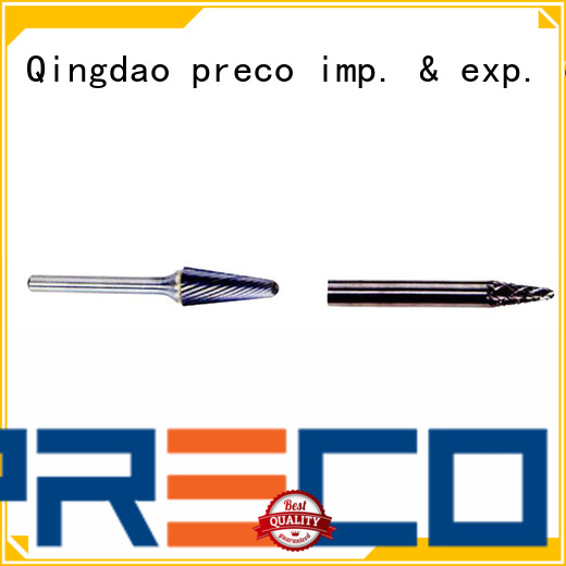 PRECO latest grinding burrs carbide inquire now for cutting metal