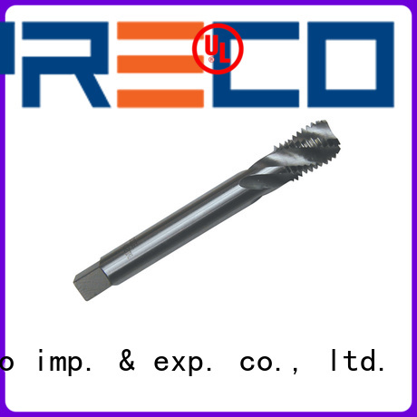 PRECO hss hand tap suppliers for factory