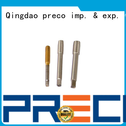 PRECO thread tap drill size suppliers for machine