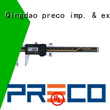 PRECO tool caliper tool suppliers for warehouse