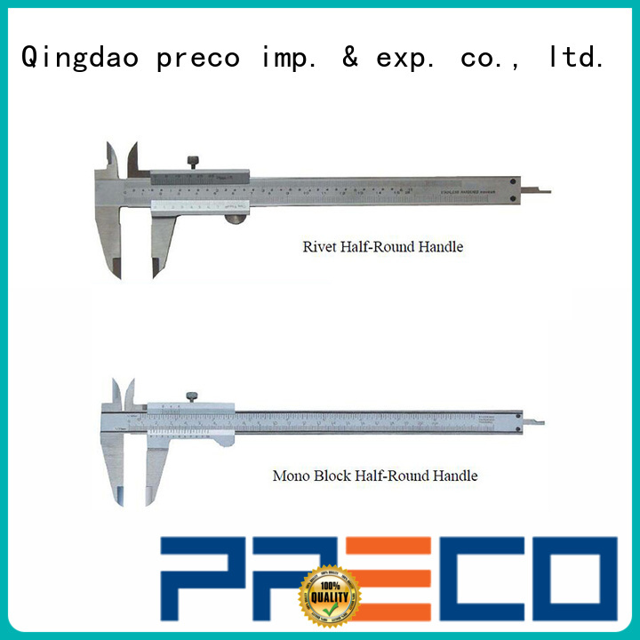 PRECO duty vernier measuring tool factory for car