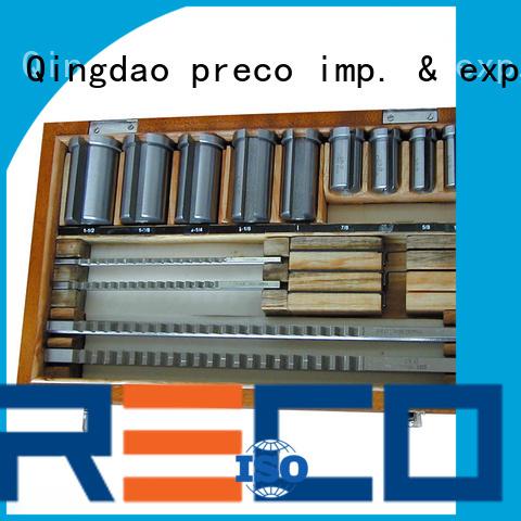 PRECO top keyway broach set supply for Scaffold