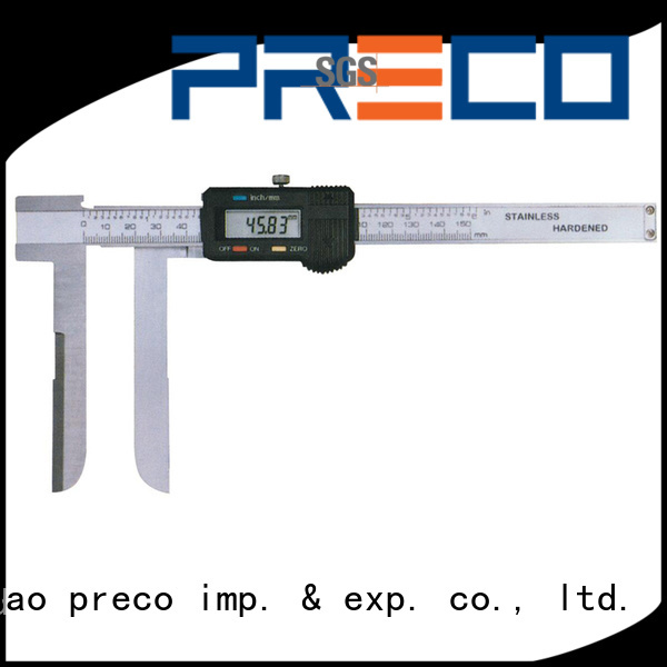 PRECO onoff precision calipers manufacturers for workshop