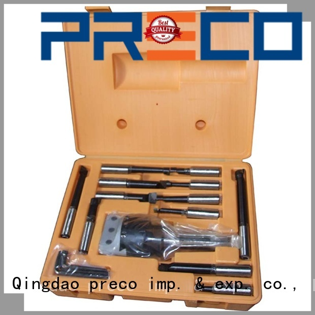 PRECO boring criterion boring head inquire now for factory