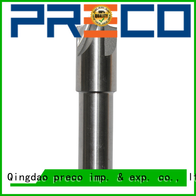 PRECO corner mini end mill manufacturers for factory