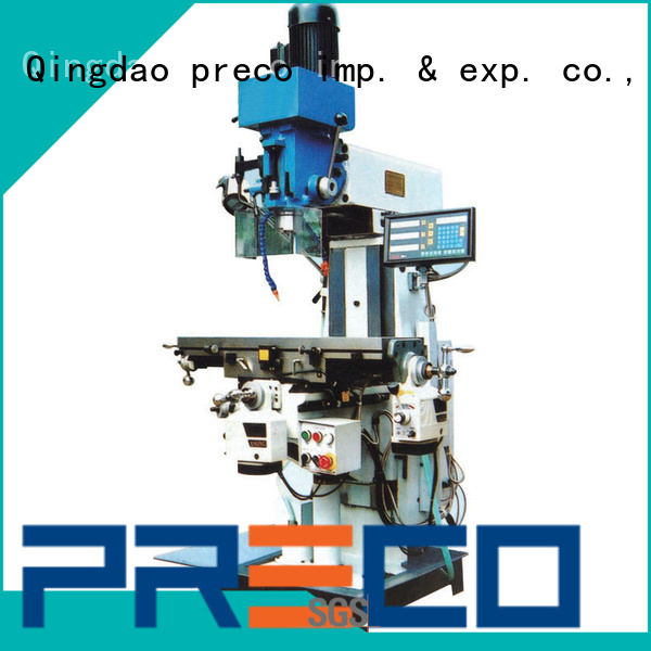 PRECO latest drilling and milling machines for sale for mechanical