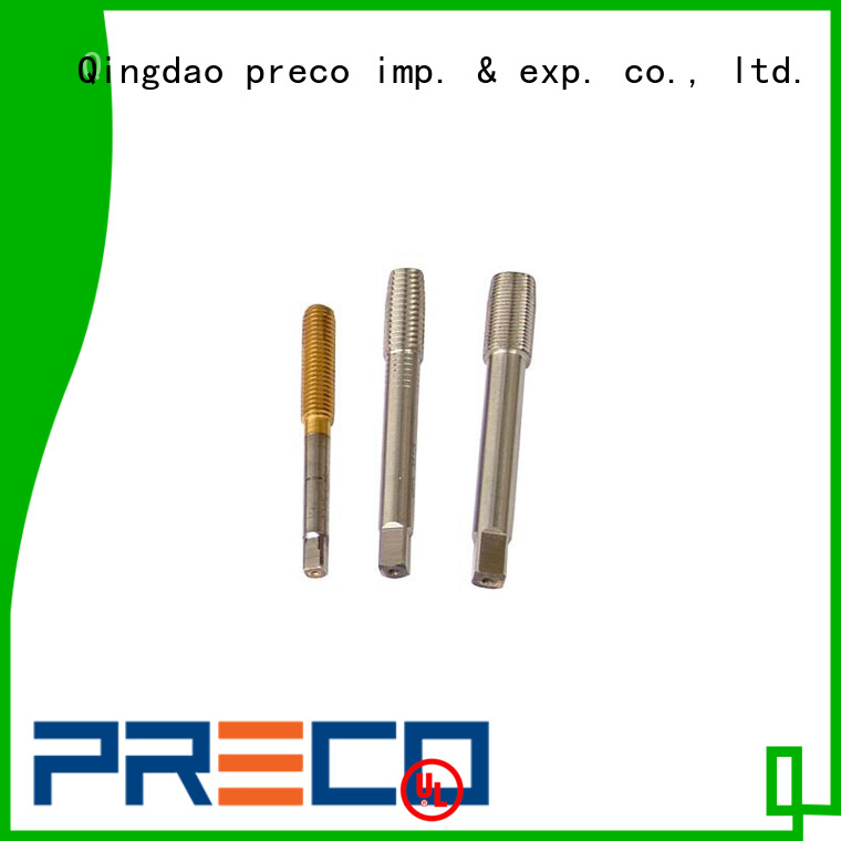 PRECO latest tap and die manufacturers suppliers for metal